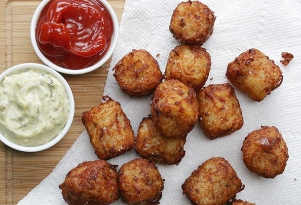 Ricetta crocchette di patate con wurstel il club delle for Cucinare wurstel