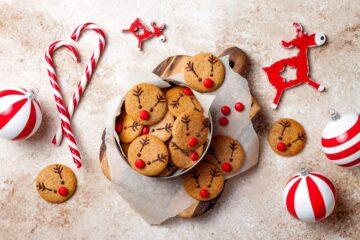 Ricetta Biscotti Renna Natale