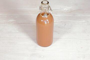 Ricetta Preparazione Liquore Nutellino 6