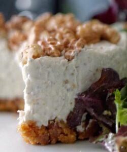 cheesecake-gorgonzola-noci-sedano