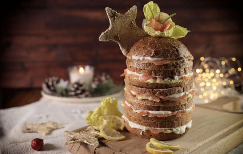 Ricetta Panettone Salato