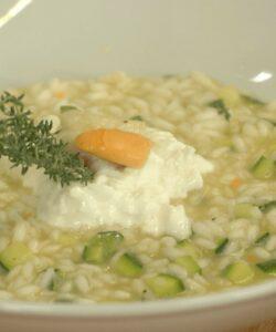Risotto-Capesante-Zucchine-e-Burrata-la-casa-del-gusto