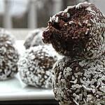 Ricetta Palline al Cioccolato e Cocco