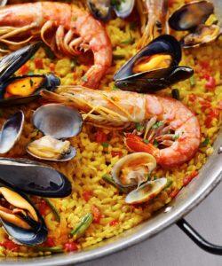 Ricetta Paella Ricetta Originale