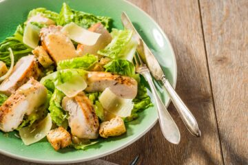 Ricetta Caesar Salad Originale