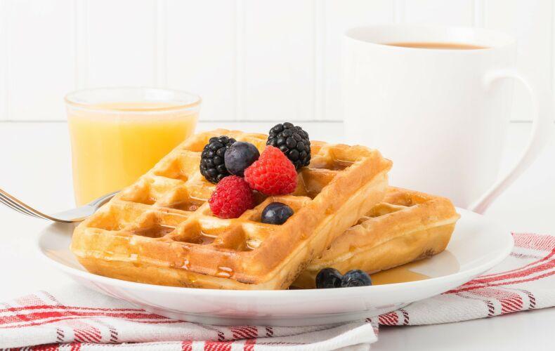 waffle-wafel-gauffre-forno