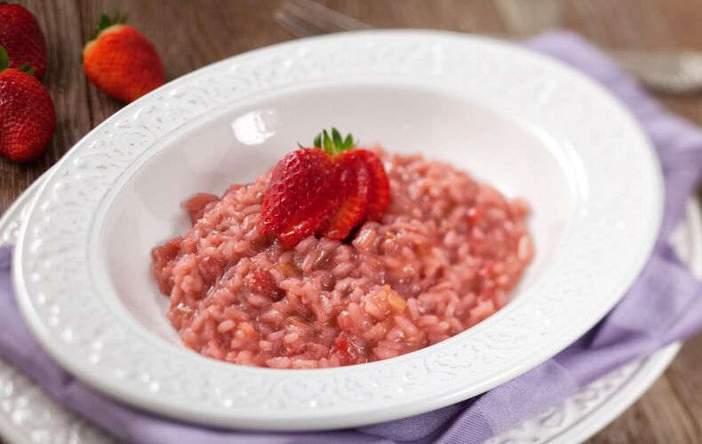 Risotto-alle-Fragole