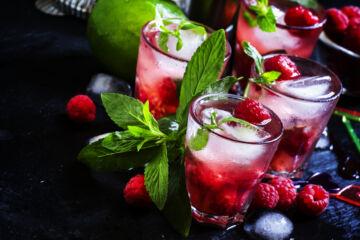 Ricetta Mojito Frutti Bosco
