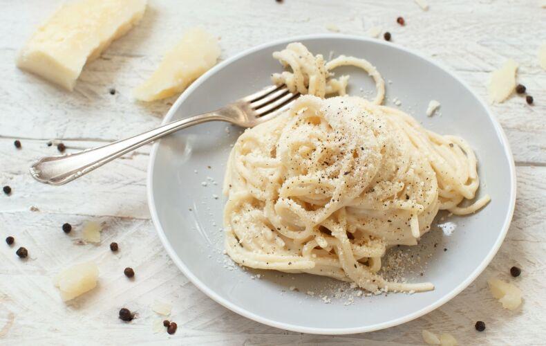 Ricetta Originale Spaghetti Cacio E Pepe