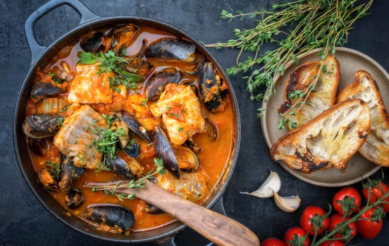 Ricetta Ricetta Zuppa Di Pesce