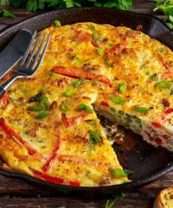 frittata-di-verdure