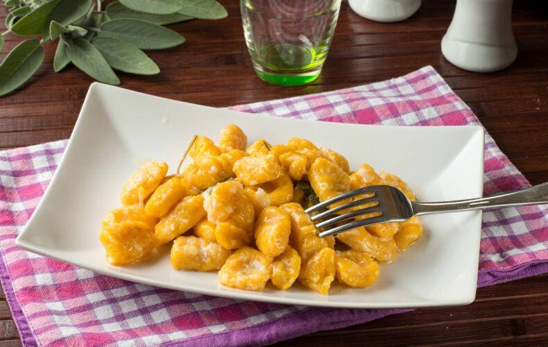 Ricetta Originale Gnocchi Di Zucca