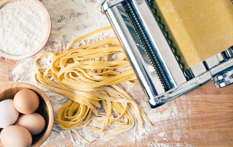Ricetta Pasta Fresca All Uovo