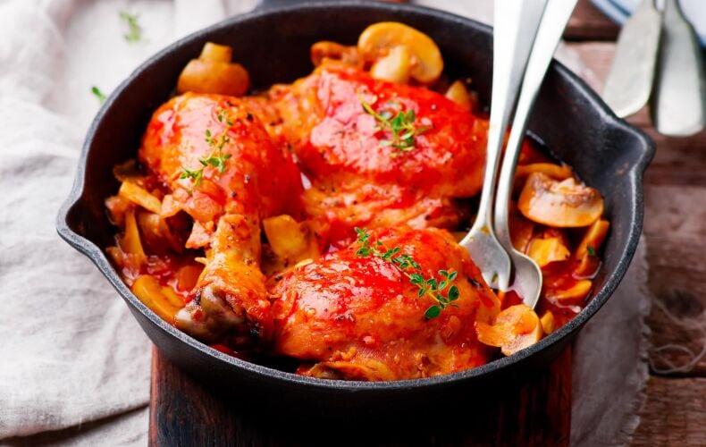 ricetta-pollo-alla-marengo