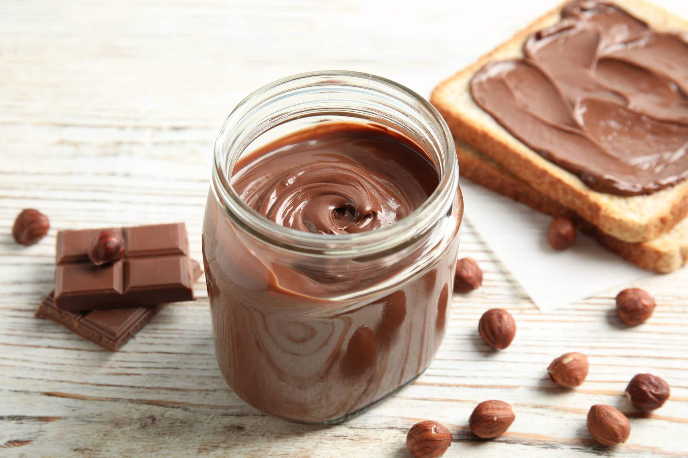 Ricetta Nutella Senza Nocciole.Ricetta Nutella Fatta In Casa Il Club Delle Ricette