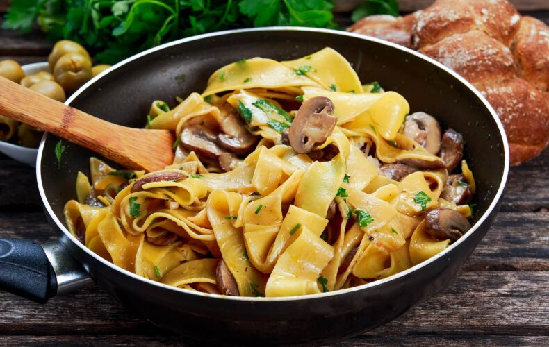 pappardelle-funghi