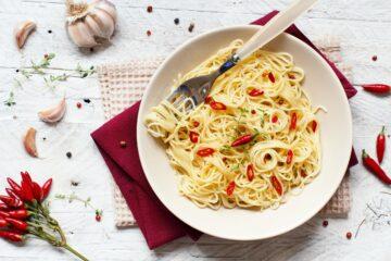 Ricetta Spaghetti Aglio Olio Peperoncino