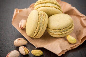 macarons-al-pistacchio