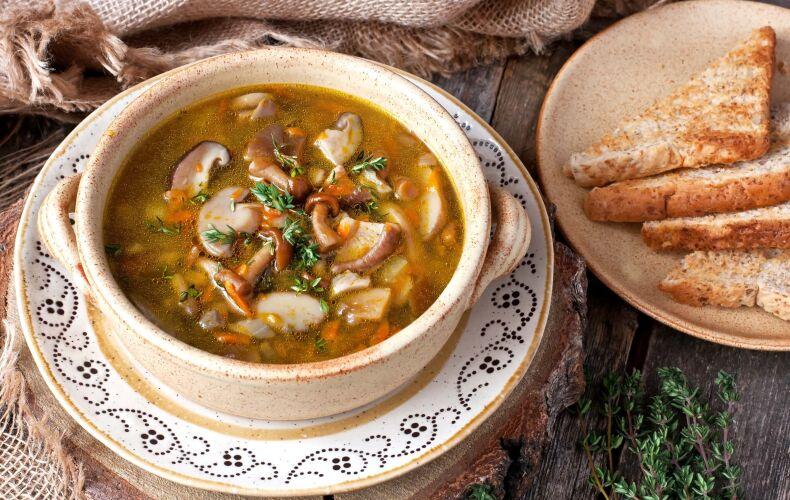 zuppa-di-funghi-casereccia