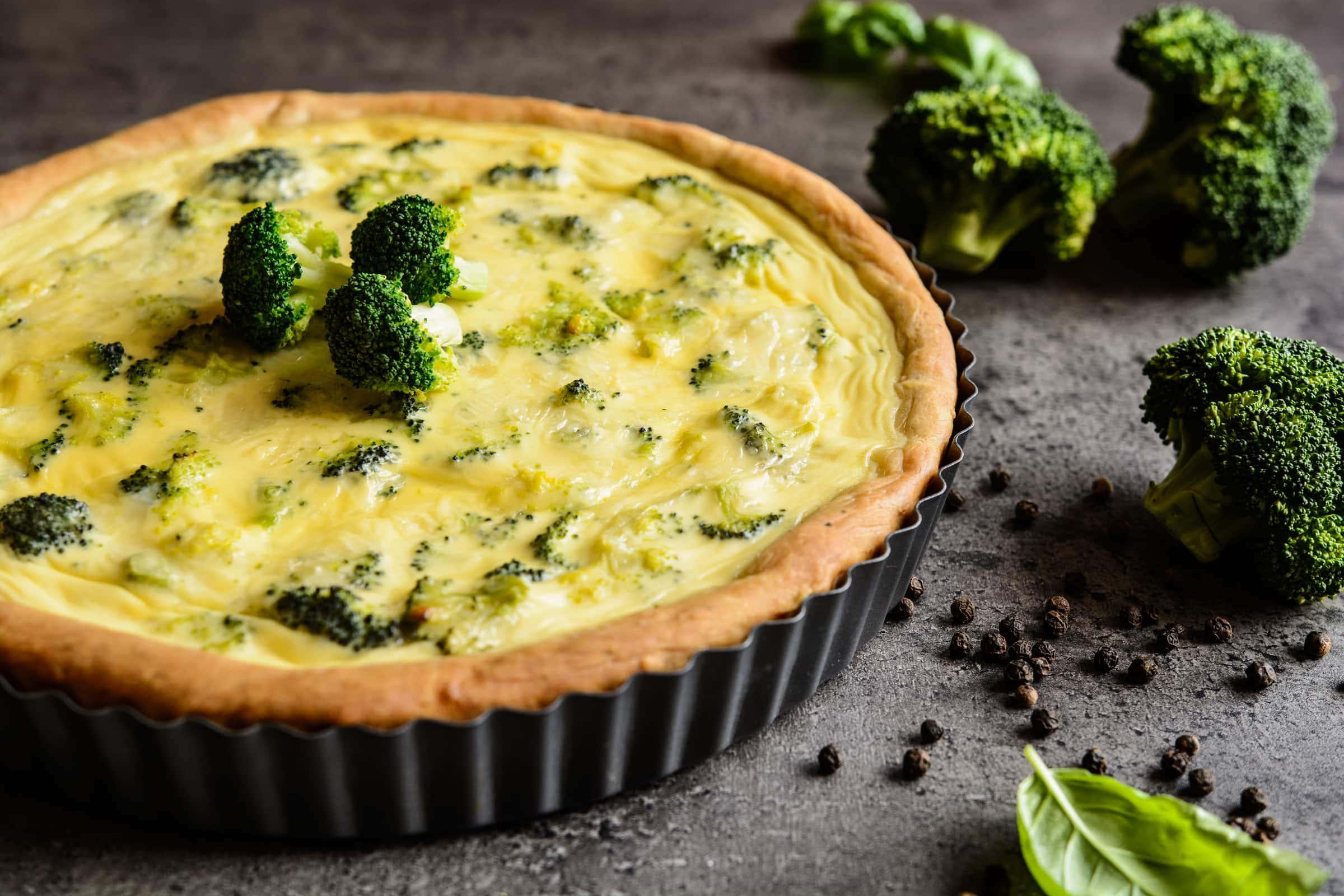 Ricetta Quiche Broccoli.Ricetta Torta Salata Broccoli E Patate Il Club Delle Ricette