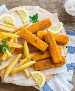 Ricetta Bastoncini Di Pesce Fatti In Casa