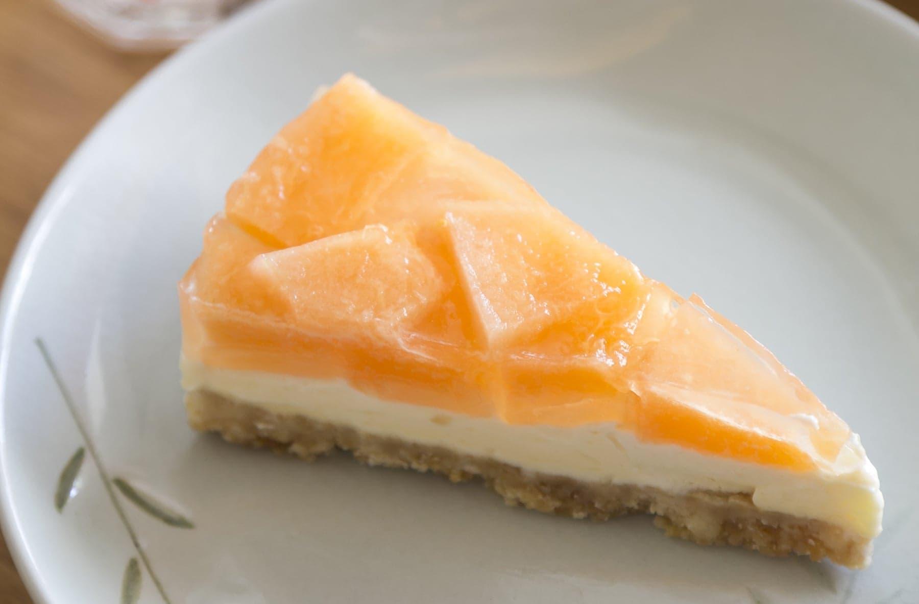Ricetta Cheesecake al Melone