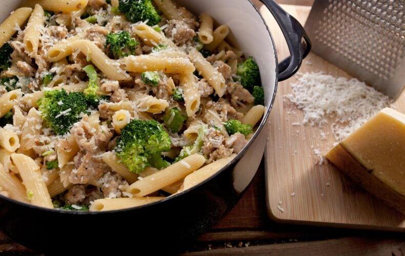 ricetta-pasta-broccoli-e-salsiccia