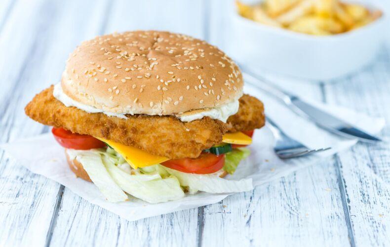 Hamburger-di-Pesce