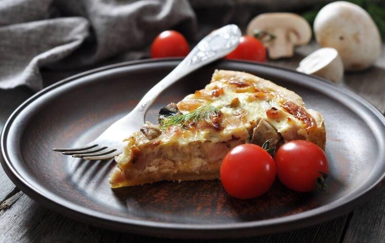 Torta-Salata-con-Funghi-Ricotta-e-Prosciutto-Cotto