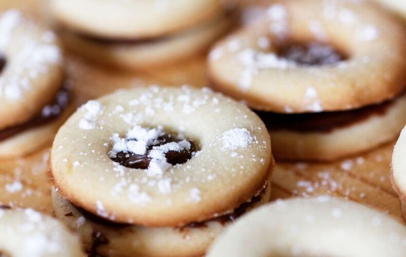 biscotti-linzer-nutella