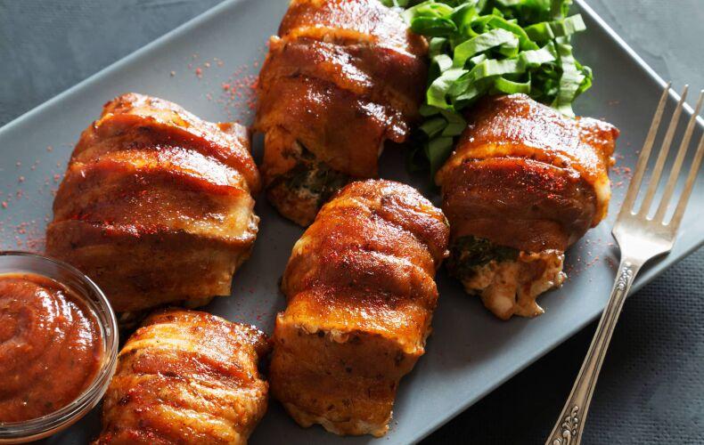 involtini-pollo-pancetta-bacon