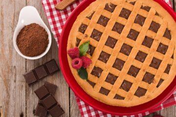 Ricetta Crostata Al Cioccolato
