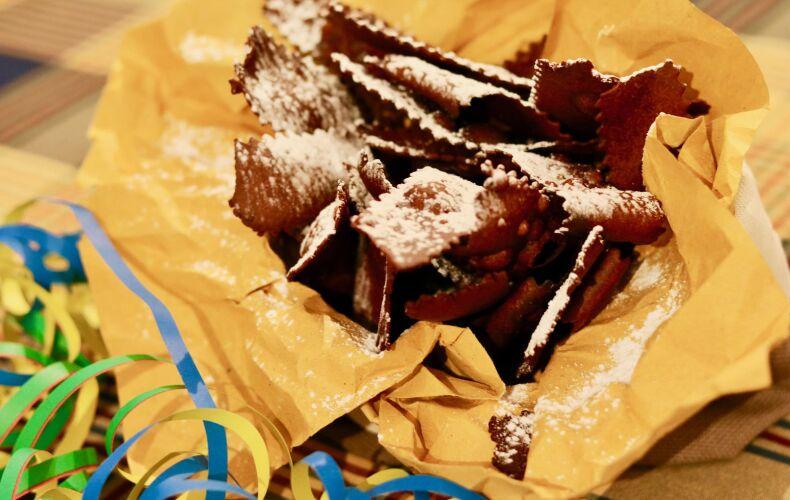 ricetta-chiacchiere-al-cacao