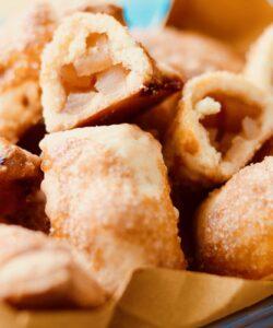 ricetta-mini-fagottini-di-mele