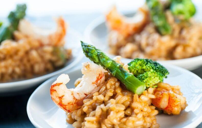 ricetta-risotto-con-asparagi-e-gamberi
