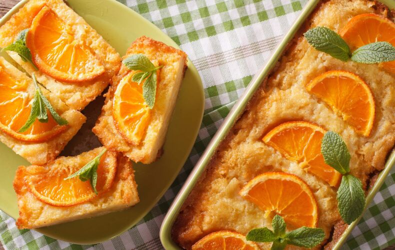 Ricetta Torta Greca Portokalopita All Arancia