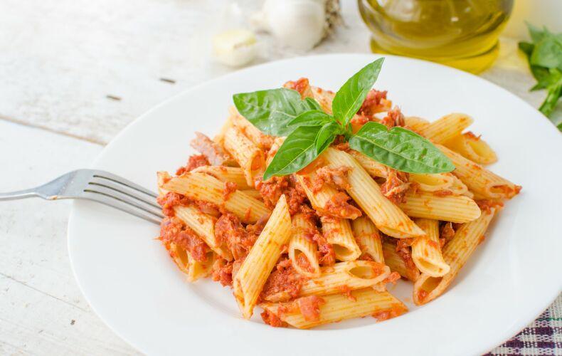 Ricetta Pasta Al Tonno