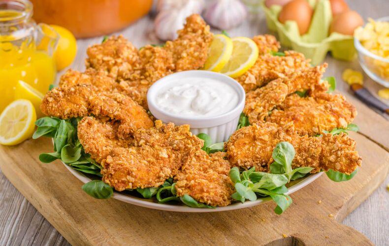 ricetta-pollo-fritto-allo-zenzero