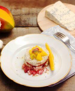 ricetta-risotto-con-mango-e-gorgonzola
