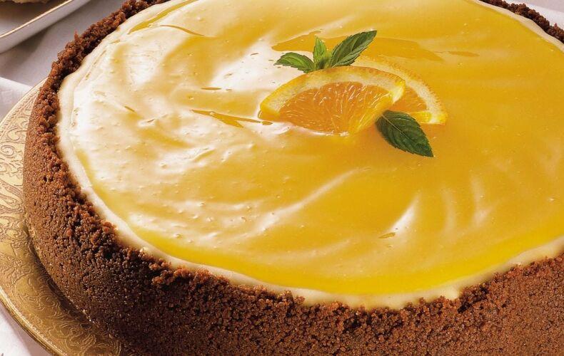 cheesecake-all-arancia-con-gocce-di-cioccolato