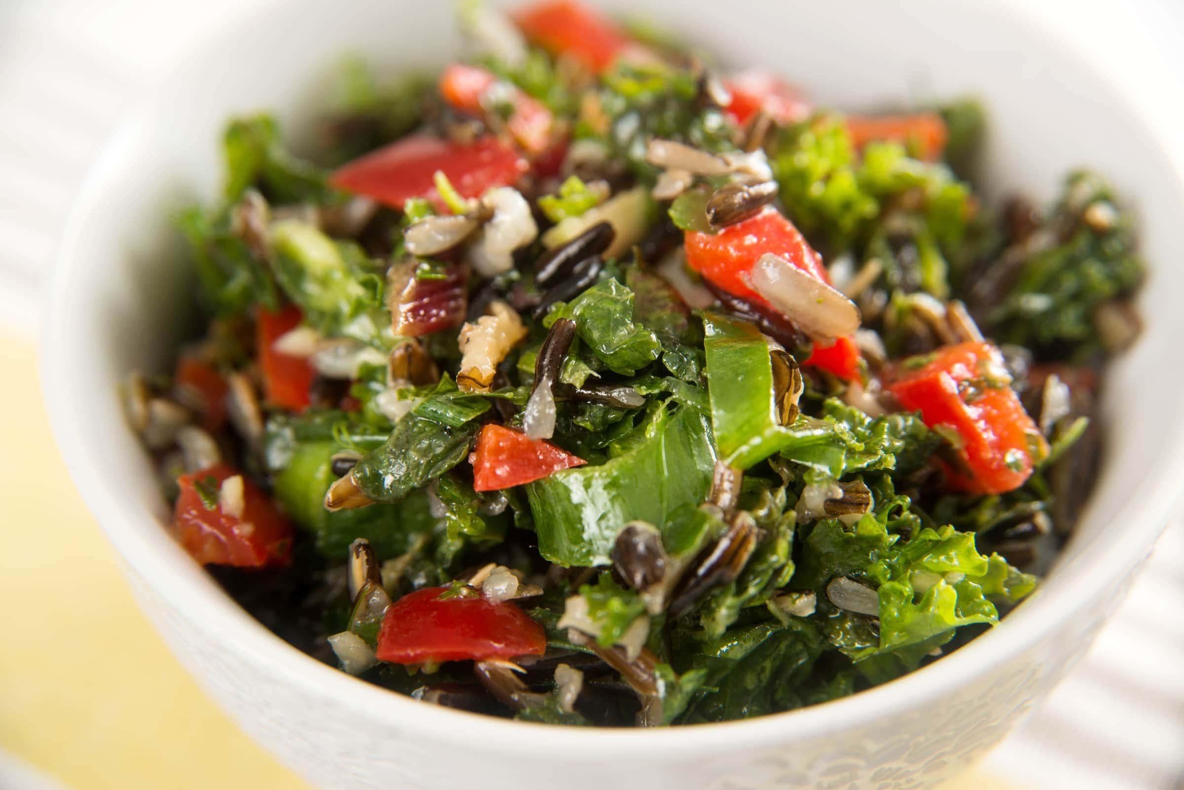 Ricetta insalata di cavolo nero il club delle ricette