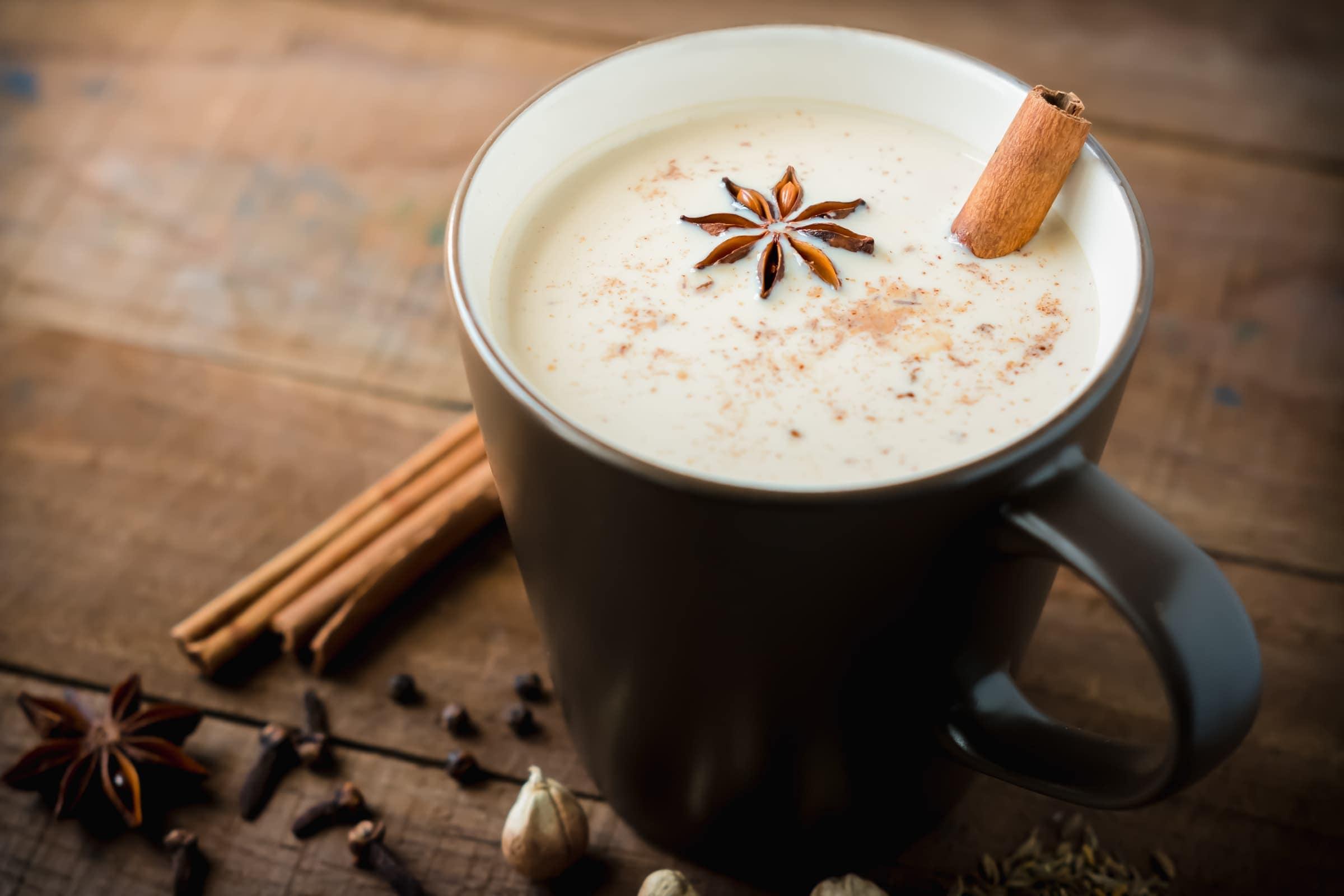 Ricetta Chai Latte