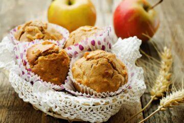 muffin-integrali-alle-mele