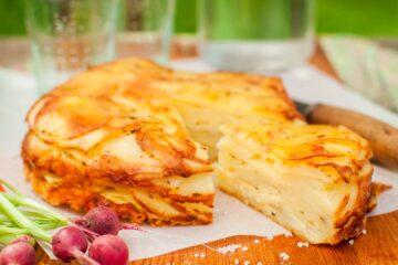 Ricetta Ricetta Torta Invisibile Patate