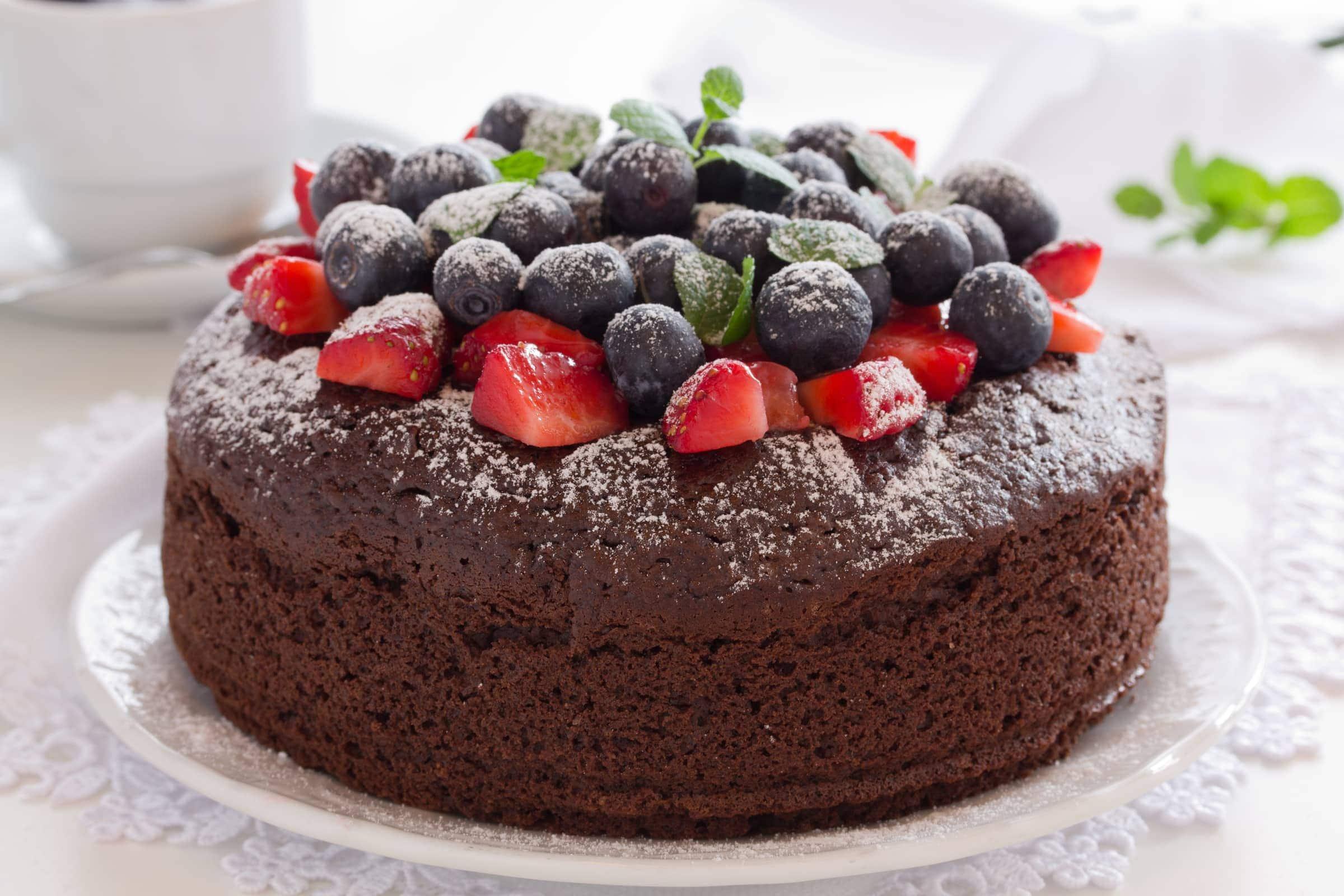 Ricetta Torta Sette Vasetti al Cioccolato