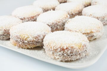 Alfajores biscotti argentini