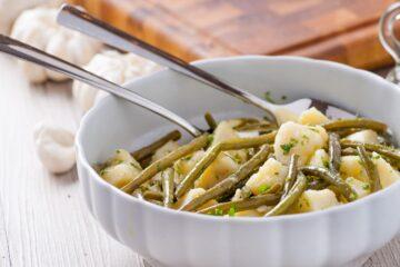 Ricetta Fagiolini E Patate