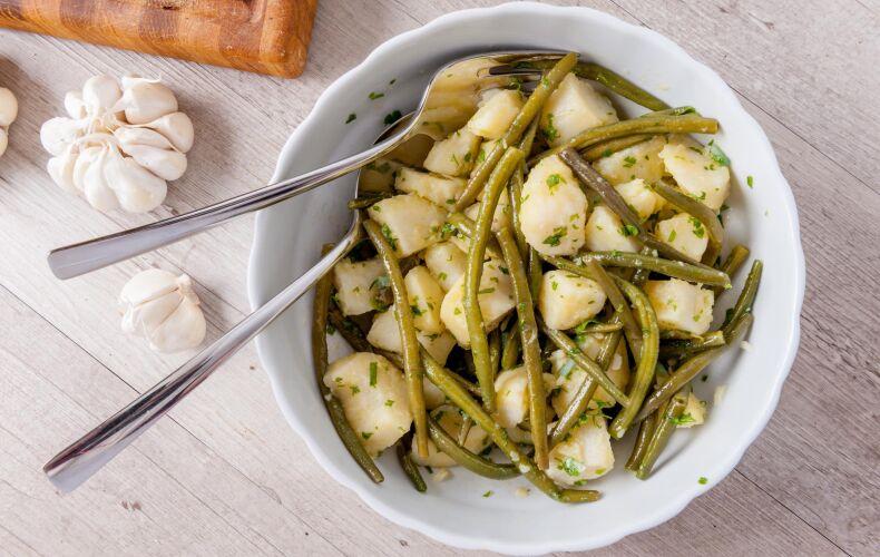 Ricetta Insalata Fagiolini Patate