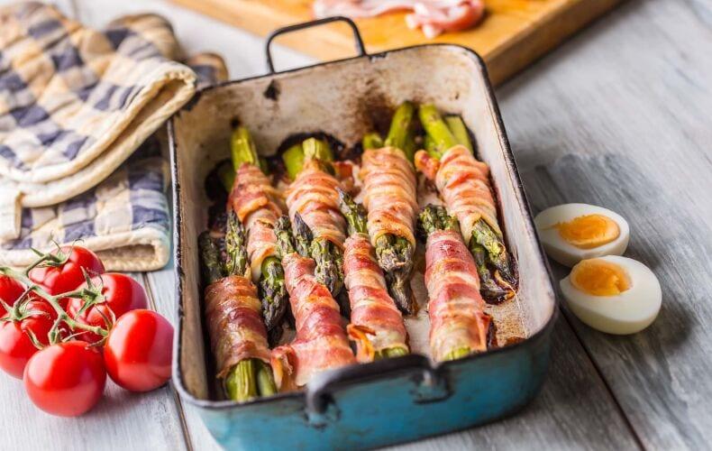 Ricetta Involtini Asparagi