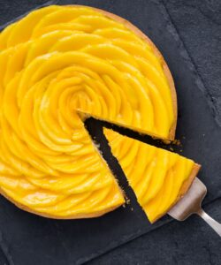 torta al mango